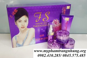 THE FACE SHOP TÍM 5IN1