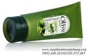 Tẩy da (tế bào) chết Olive