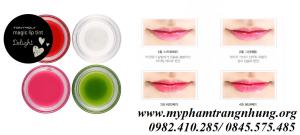 Son Hũ Tonymoly- Delight Magic Lip Tint