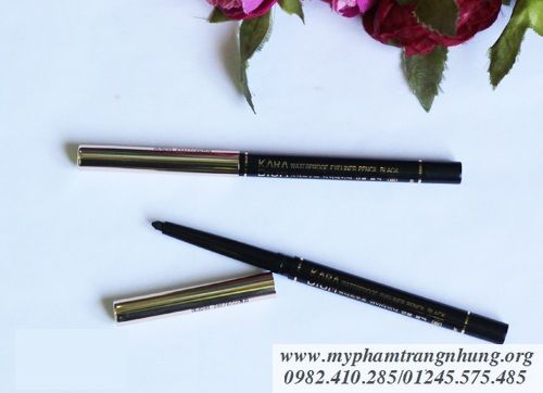 KARADIUM WATERPROOF EYELINER PENCIL BLACK 2 _result