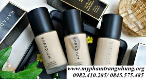 Kem nền Karadium Main Actress Cover Foundation Spf30 PA++