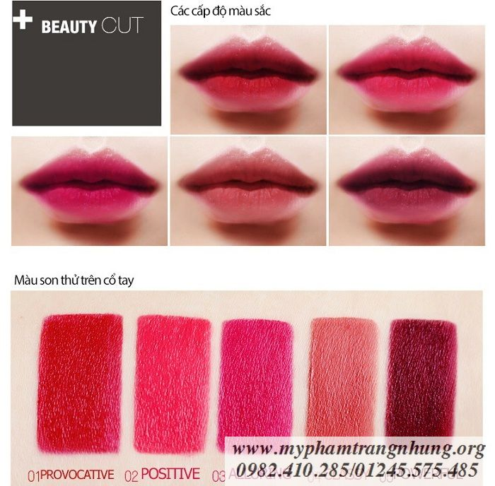 Son Bbia Last Lipstick Red Series (9)_result