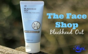 Gel lột mụn đầu đen Blackhead Out The Face Shop