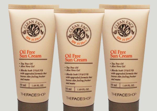 Kem chống nắng loại nào tốt cho da dầu, da mụn và da nhạy