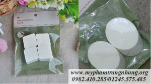 Bông đánh kem The Face Shop – Ellipse sponge – Diamond Shaped Puff
