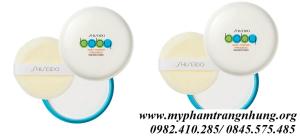 Phấn rôm (phấn phủ) dạng nén Shiseido Baby Powder Pressed