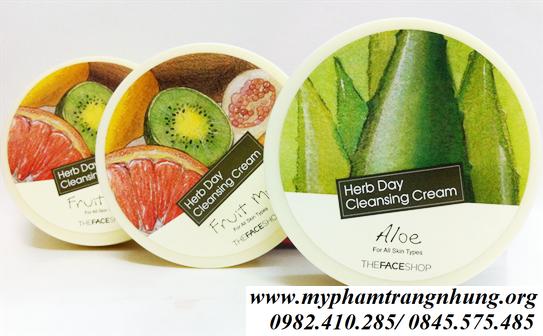 kem-tay-trang-tra-xanh-herb-day-365-the-face-shop_result