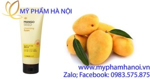 Sữa rửa mặt Mango Seed Cleansing Foam TheFaceShop