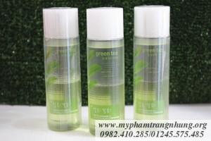 Tẩy trang mắt môi trà xanh Lip & Eye Makeup Remover Green Tea The Face Shop