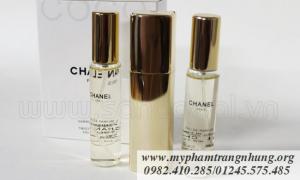 Nước hoa nữ Chanel Coco Mademoiselle 3x20ml