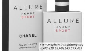 Nước hoa nam Chanel Allure Homme Sport 100ml