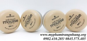 Phấn tươi Đức Essence Mousse Soft Touch