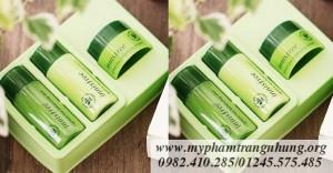 Bộ dưỡng trắng da mini Innisfree Green Tea Fresh Special Kit