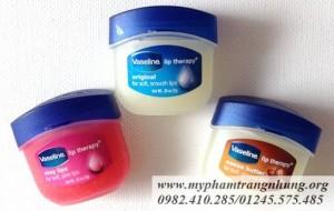 Son dưỡng trị thâm môi Vaseline Rosy Lips