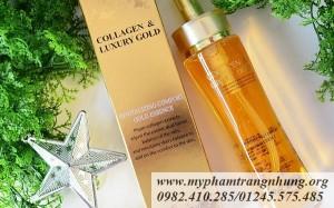 TINH CHẤT DƯỠNG DA COLLAGEN & VÀNG 3W CLINIC COLLAGEN & LUXURY GOLD ESSENCE
