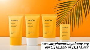 Kem chống nắng Innisfree perfect UV protection SPF50+ Long Lasting