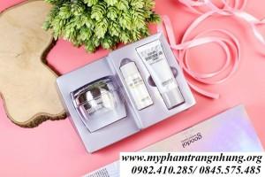 Bộ dưỡng Ốc Sên Goodal Premium Snail Tone Up Cream Special Set