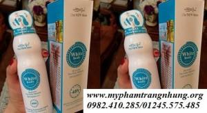 Kem chống nắng dạng xịt – Kem dưỡng da White Body The New Skin 2in1