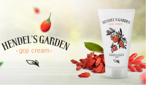 "Kem dưỡng trị nhăn từ Nga Hendel""s Garden GOJI CREAM"