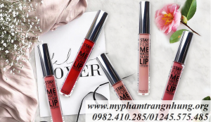 Son Kem Lì – Beauty Co Seoul – Stay For Me Matte Glam Lip Lacquer 4ml
