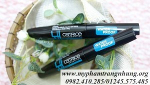 Mascara Dày Mi Catrice Lashes To Kill Waterproof Volume Mascara