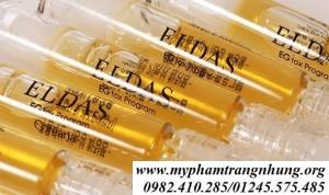 Tế bào gốc tái tạo, trẻ hóa làn da Eldas EG Tox Program