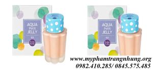Kem nền Aqua Petit Jelly BB Cream Holika Holika SPF 20 PA++