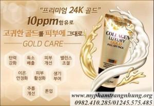 Mặt Nạ Lột Mụn Collagen 3W Clinic -100g