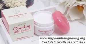 Kem dưỡng trắng da Oneday Whitener Magical Whitening Cream Hàn Quốc