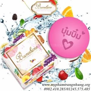 Xà phòng tắm trắng Thái Lan Bumebime Mask Natural Soap