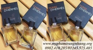 Nước Hoa Terre d'Hermès Parfum (100ml)
