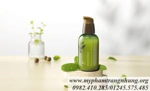 Tinh chất dưỡng phục hồi da mụn Innisfree Green Tea Seed Serum 80ml