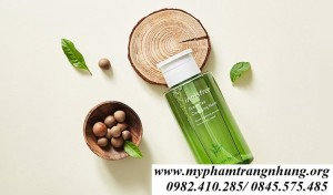 NƯỚC TẨY TRANG INNISFREE GREEN TEA CLEANSING WATER 300ML