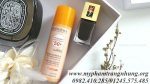 Kem chống nắng Bioderma Photoderm Nude Touch SPF 50+