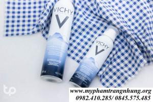 Xịt khoáng dưỡng da Vichy Eau Thermal Mineralisante 150g