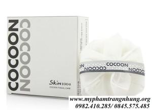 Xà Phòng Rửa Mặt Trị Mụn Skin1004 Cocoon Soap Mask