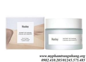Kem dưỡng trắng da chống lão hoá cao cấp Huxley Cream Anti – Gravity 7ml