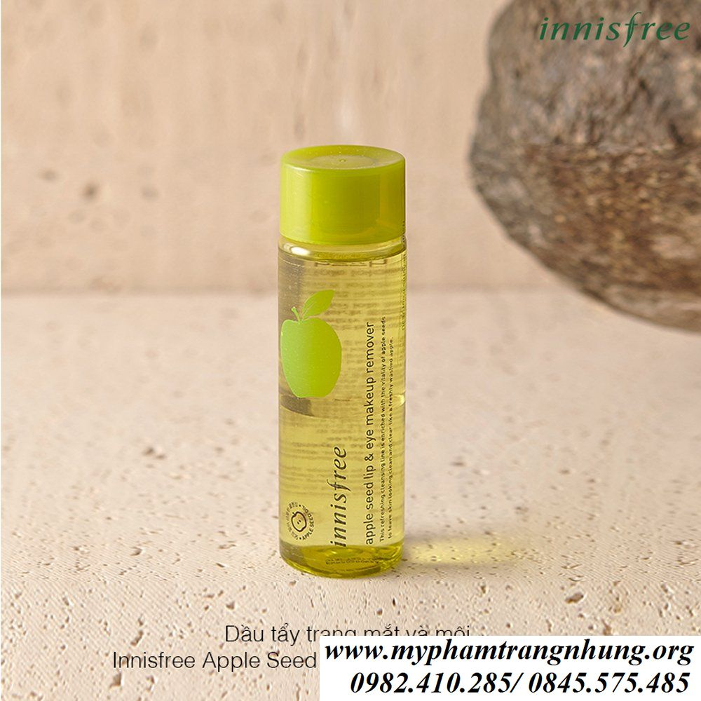 chotinhcuaboo-innisfree_apple_seed_lip___eye_makeup_remover_result