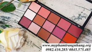 BẢNG PHẤN MẮT MAKEUP REVOLUTION LONDON RE-LOADED PALETTE NEWTRALS 2