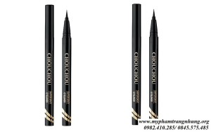Kẻ Dạ Chou Chou super easy eyeliner brush