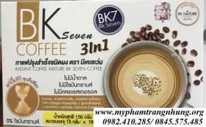 CÀ PHÊ GIẢM CÂN BK SEVEN COFFEE