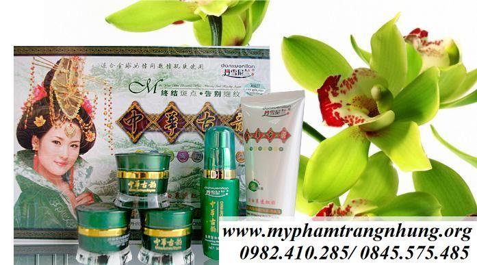 Giới thiệu kem trị nám hiệu quả có xuất xứ Hong Kong chính hãng