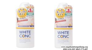 Sữa tắm trắng toàn thân White Conc Body – Nhật Bản
