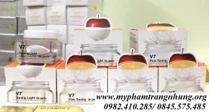 Kem dưỡng da cao cấp V7 Toning Light Dr Jart+  mini