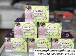 V-DAY – Kem dưỡng trắng da toàn thân