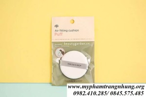 Bông Phấn Nước The Face Shop Daily Beauty Tools Air Fitting Cushion Puff