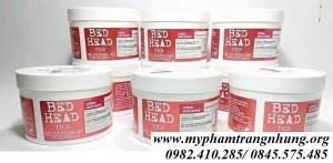 Hấp phục hồi tóc TIGI đỏ chữa trị hư tổn mức độ 3 600g