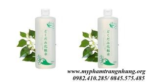 Nước hoa hồng diếp cá Dokudami Natural Skin Lotion Nhật