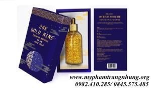 Serum vàng 24K Gold Nine Premium Ampoule