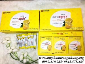 Bột Uống Đẹp Da Daily Beauty Collagen – Premium Vita C